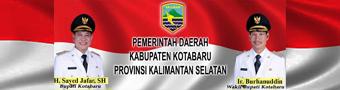 Website Resmi Pemerintah Kabupaten Kotabaru